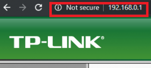 router login ip