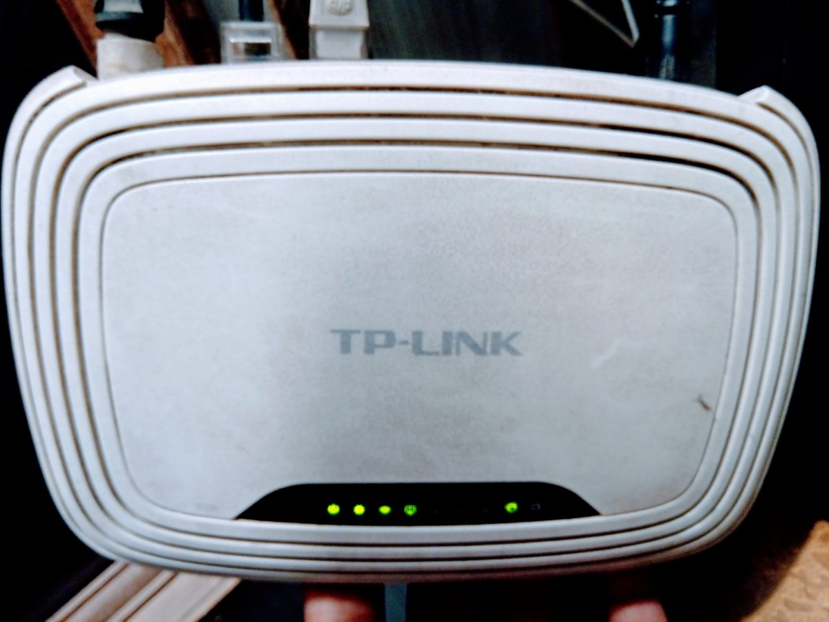 tp-link router image